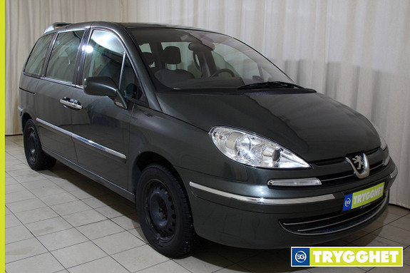 Peugeot 807 2,0 HDI 120 hk Comfort (lagerbiler) 7seter