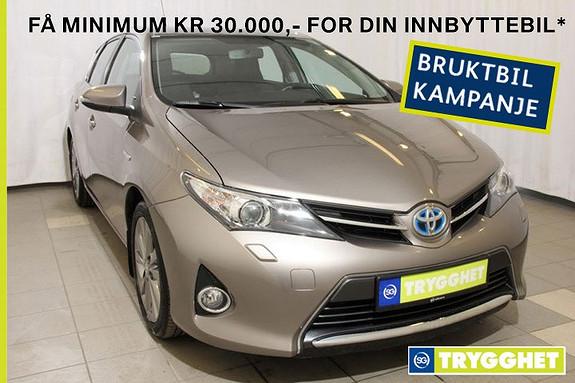 Toyota Auris 1,8 Hybrid E-CVT Active Ny service