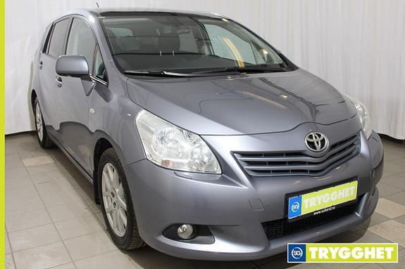 Toyota Verso 2,0 D-4D Premium 7 seter Panorama glasstak