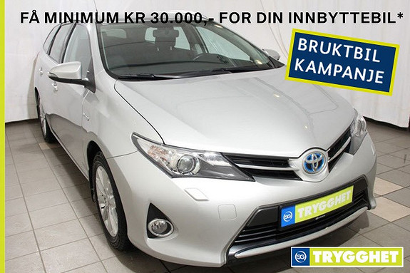 Toyota Auris Touring Sports 1,8 Hybrid Active