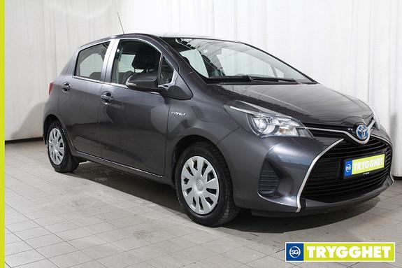 Toyota Yaris 1,5 Hybrid Active e-CVT DAB+-Navi-Klima-Cruisecontrol