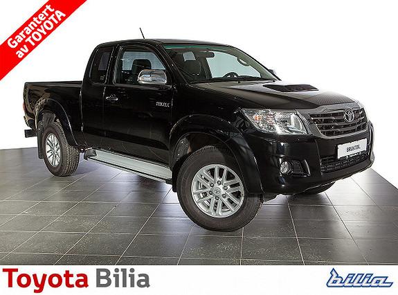 Toyota HiLux D-4D 144hk Extra Cab 4WD SR  2015, 5730 km, kr 339900,-