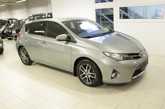 Toyota Auris 1,8 Hybrid E-CVT Active+  2015, 54000 km, kr 234000,-