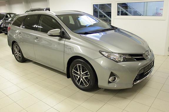 Toyota Auris Touring Sports 1,8 Hybrid Active+  2015, 49000 km, kr 244000,-