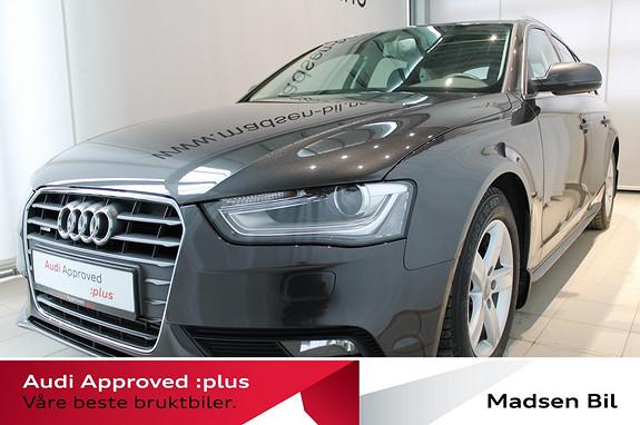 Audi A4 Avant 2,0 TDI 177hk quattro S tronic KROK, NAVI, ADAPTI