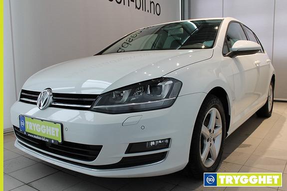 Volkswagen Golf 2,0 TDI 150hk Highline 4MOTION WEBASTO, NAVIGASJON, KRO