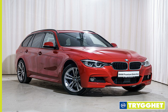 BMW 3-serie 320d xDrive Touring 190hk M-Sport HF Act.cruise LED