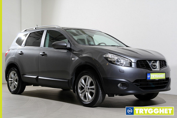 Nissan Qashqai 1,6 dCi 4x4 Stop/Start Acenta 7Seter-DAB+-Norsk++