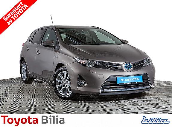 Toyota Auris 1.8 Hybrid Automat Activ+ Dab+, Navi, Automat.  2015, 45035 km, kr 224900,-