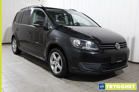 Volkswagen Touran 1,6 TDI DSG7 Comfortline Automat-Aut. Klima-Hengerfeste