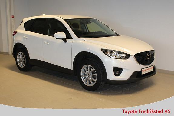 Mazda CX-5 2,0 160hk AdvancePlus 4x4 aut.  2013, 82200 km, kr 299000,-