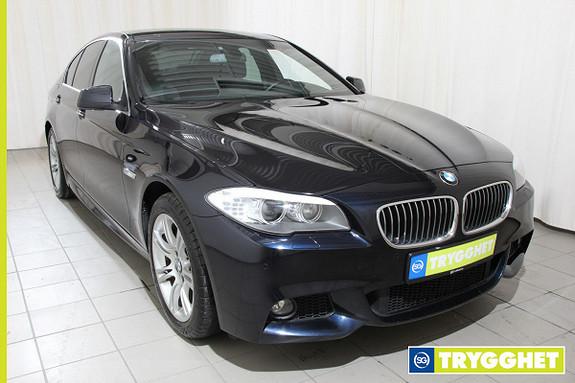 BMW 5-serie 520d 163hk Automat Msport,kupevarmer-el.hengerfeste,