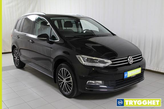 Volkswagen Touran 1,6 110 TDI DSG Highline Webasto/Krok/LED/5 isofix