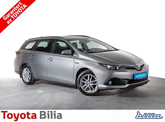 Toyota Auris Touring Sports 1,8 Hybrid Active Kun 8000 km.Automat.  2016, 8040 km, kr 294900,-