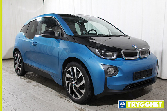 BMW i3 94Ah Fully Charged Edition Fullutstyrt bil med lav km.