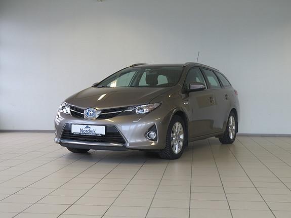 Toyota Auris Touring Sports 1,8 Hybrid Active Flott bil LAV km  2014, 41113 km, kr 229000,-