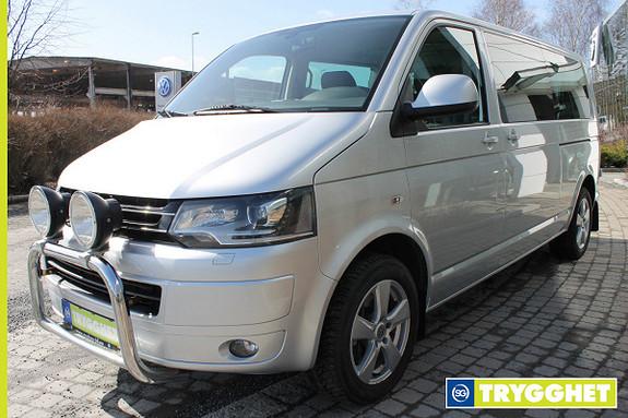 Volkswagen Caravelle 2,0 TDI 180hk DSG lang 8-SETER, WEBASTO, NAVI, BLUETOOT