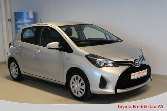 Toyota Yaris 1,5 Hybrid Active Go e-CVT aut - pen småbil  2015, 51000 km, kr 169000,-