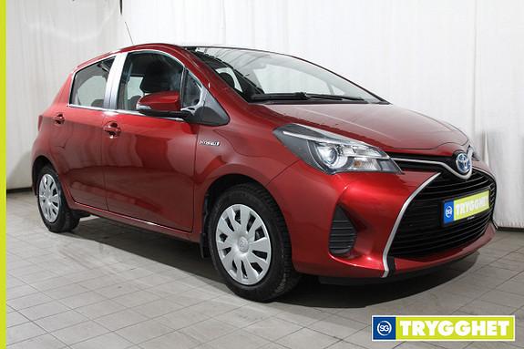 Toyota Yaris 1,5 Hybrid Active e-CVT Ryggekamera-Klima-DAB+ radio
