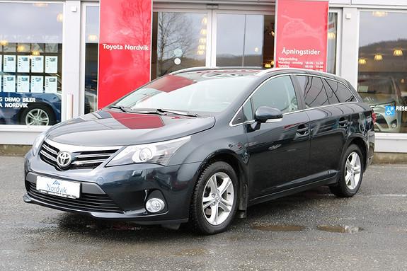 Toyota Avensis 1,8 147hk Exec. InBusiness 3.0 M-drive S  2014, 48920 km, kr 279000,-