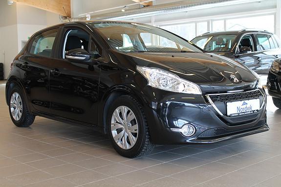 Peugeot 208 Active 1,4 HDi 68hk  2013, 36115 km, kr 129000,-