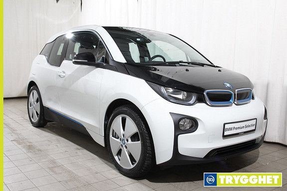 BMW i3 94Ah Charged Edition Lav km, Navi, Varmepumpe, LED, PDC