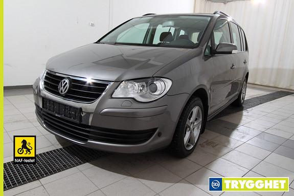 Volkswagen Touran 1,9 TDI Trendline dab+.tilhengerfeste.climatronic