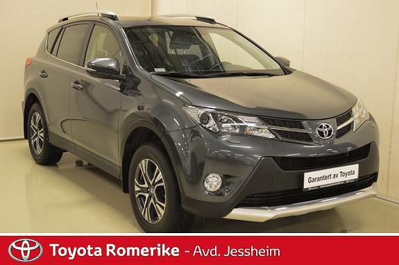 Toyota RAV4 2,0 4WD Active Style CVT Marskampanje,  2015, 52900 km, kr 389000,-