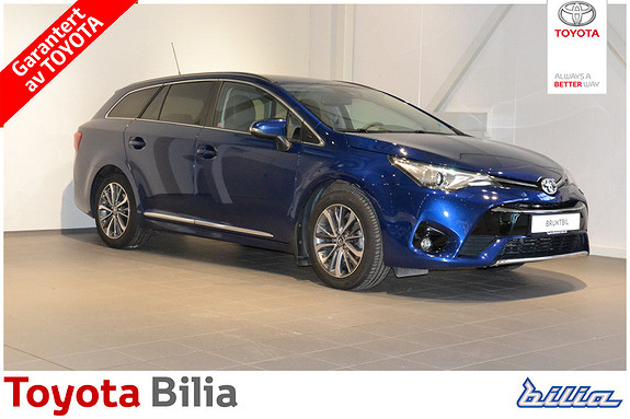Toyota Avensis Touring Sports 1,8 Active M-drive 7S  2015, 23000 km, kr 319000,-