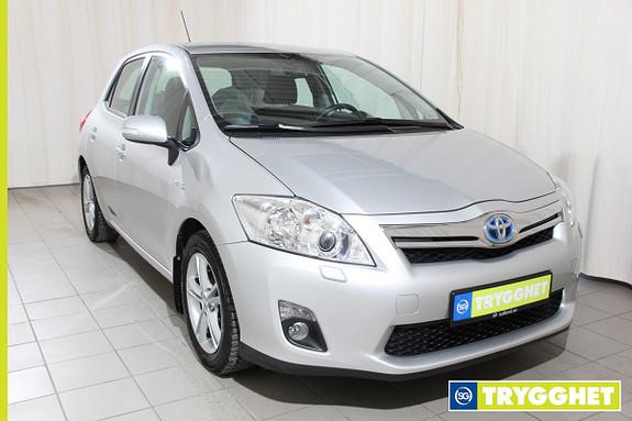 Toyota Auris 1,8 Hybrid E-CVT Executive cruice,ryggekamera,keyless