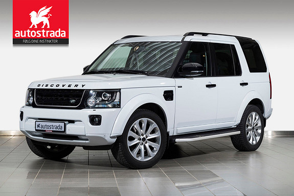 Land Rover Discovery Land Rover Discovery SDV6 HSE Black Pack