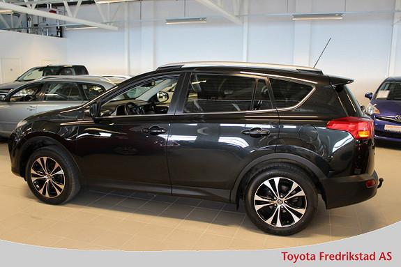 Toyota RAV4 2,0 D-4D 4WD Active Style  2014, 97000 km, kr 289000,-