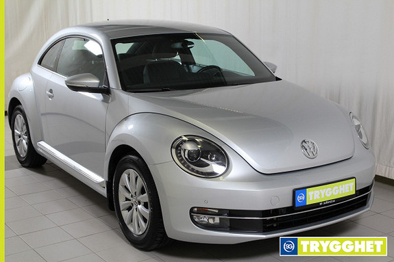 Volkswagen Beetle 1,2 TSI 105hk DSG Design
