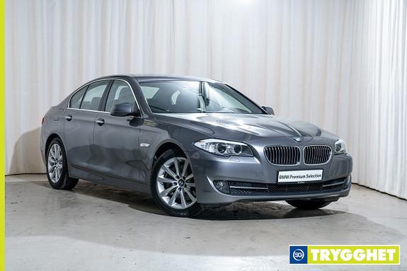 BMW 5-serie 530d xDrive Automat HF Comf.seter Navi H.U.D Skinn