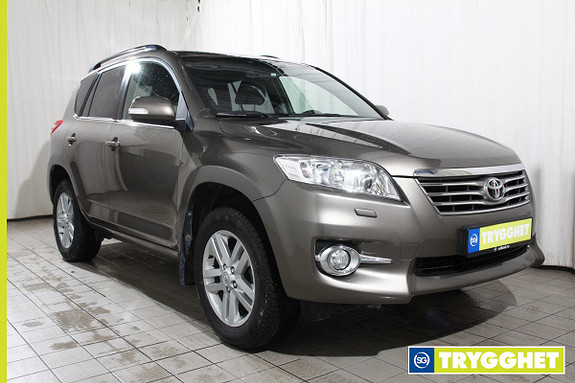 Toyota RAV4 2,2 D-4D Vanguard Executive Navi-Ryggekam.-Keyless