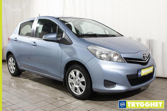 Toyota Yaris 1,0 Active 100HK bensin-Ryggekamera-Bluetooth-Man klima