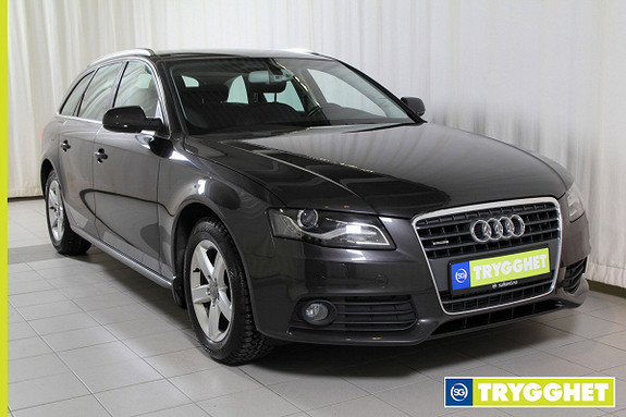 Audi A4 1,8 TFSI 160 hk quattro