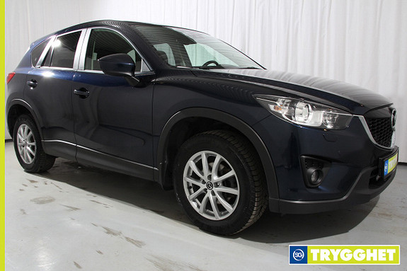Mazda CX-5 2,2D 150hk Optimum AWD aut.