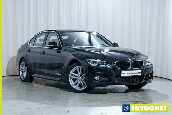 BMW 3-serie 330e iPerformance aut M-Sport Skinn Nav Harman LED