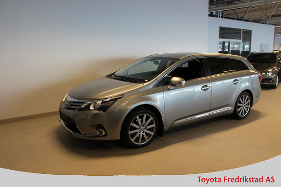 Toyota Avensis 1,8 147hk NaviTech Pluss M-drive S  2012, 167000 km, kr 159000,-
