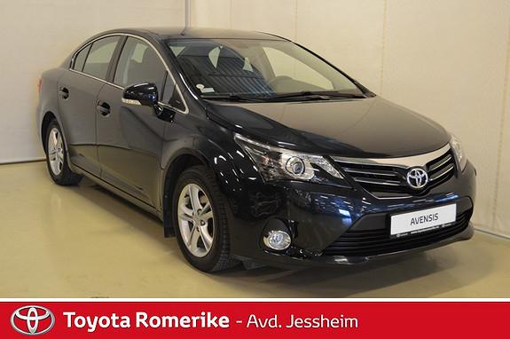 Toyota Avensis 1,8 147hk Advance Multidrive S Aut, navi  2013, 68100 km, kr 219000,-