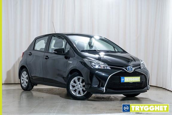Toyota Yaris 1,5 Hybrid Active e-CVT Solgt ny hos oss, velholdt!