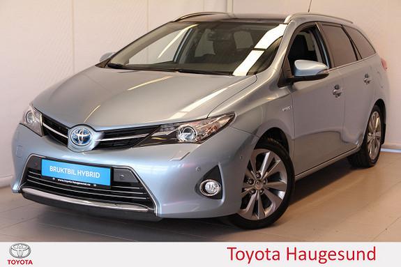 Toyota Auris Touring Sports 1,8 Hybrid Executive Glasstak, Tectyl  2014, 36125 km, kr 235000,-