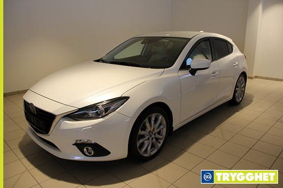 Mazda 3 2,2D 150hk Optimum aut