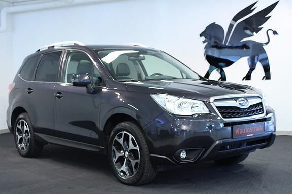 Subaru Forester 2.0i Lineatronic Premium Skinn/Ryggekamera/Navi/El.sete  2014, 74500 km, kr 319000,-
