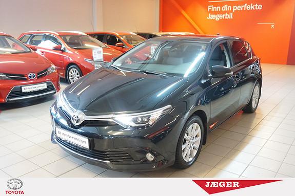 Toyota Auris 1,2 Turbo Style M. Toyota Safety sense og DAB+  2015, 59800 km, kr 239000,-