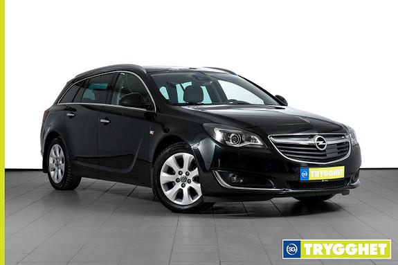Opel Insignia 2,0 CDTi 120hk S/S SportsTourer Premium HENGERFESTE-DAB