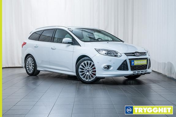 Ford Focus 1.0i 125 hk Titanium stv Full servicehistorikk