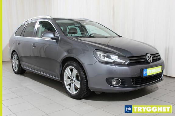 Volkswagen Golf 1,6 TDI 105hk Exclusive 4Motion
