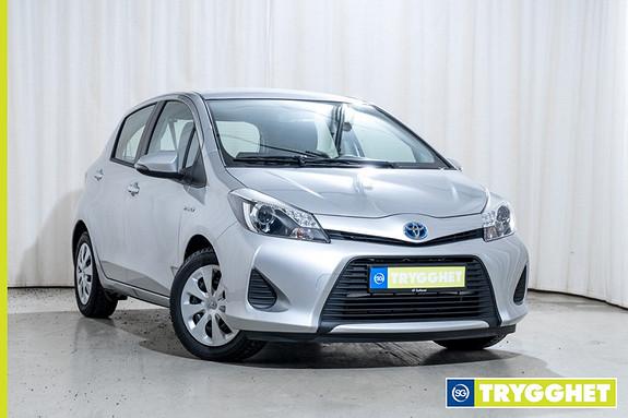 Toyota Yaris 1,5 Hybrid Active lav kilometer